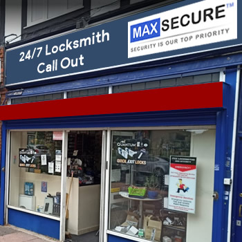 Locksmith store in Stoke Newington